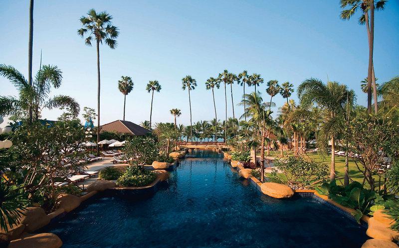 Jomtien Palm Beach Hotel and Resort, slika 1